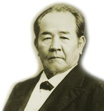 渋沢栄一近影