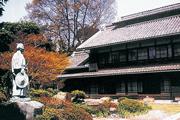 渋沢栄一生地(中の家)